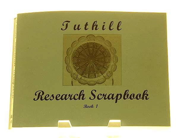 Tuthill Research Scrapbook - TRS101 Image