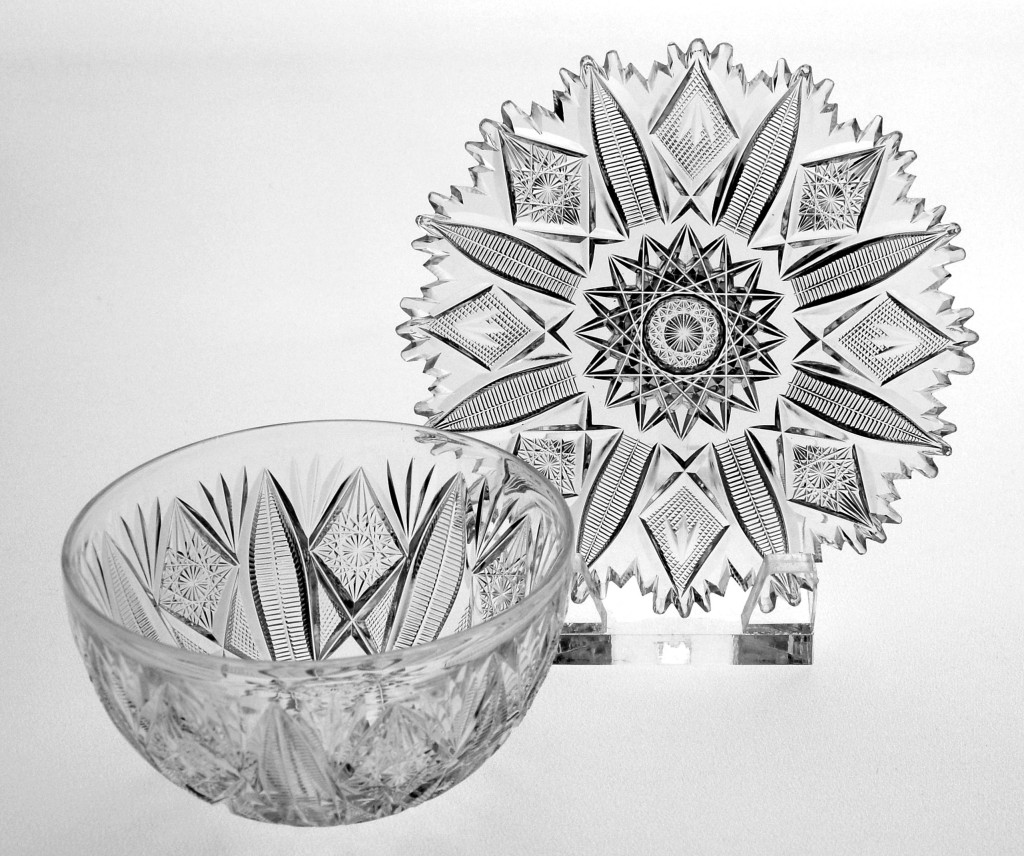 Fingerbowl and Underplate - FSG3618 Image