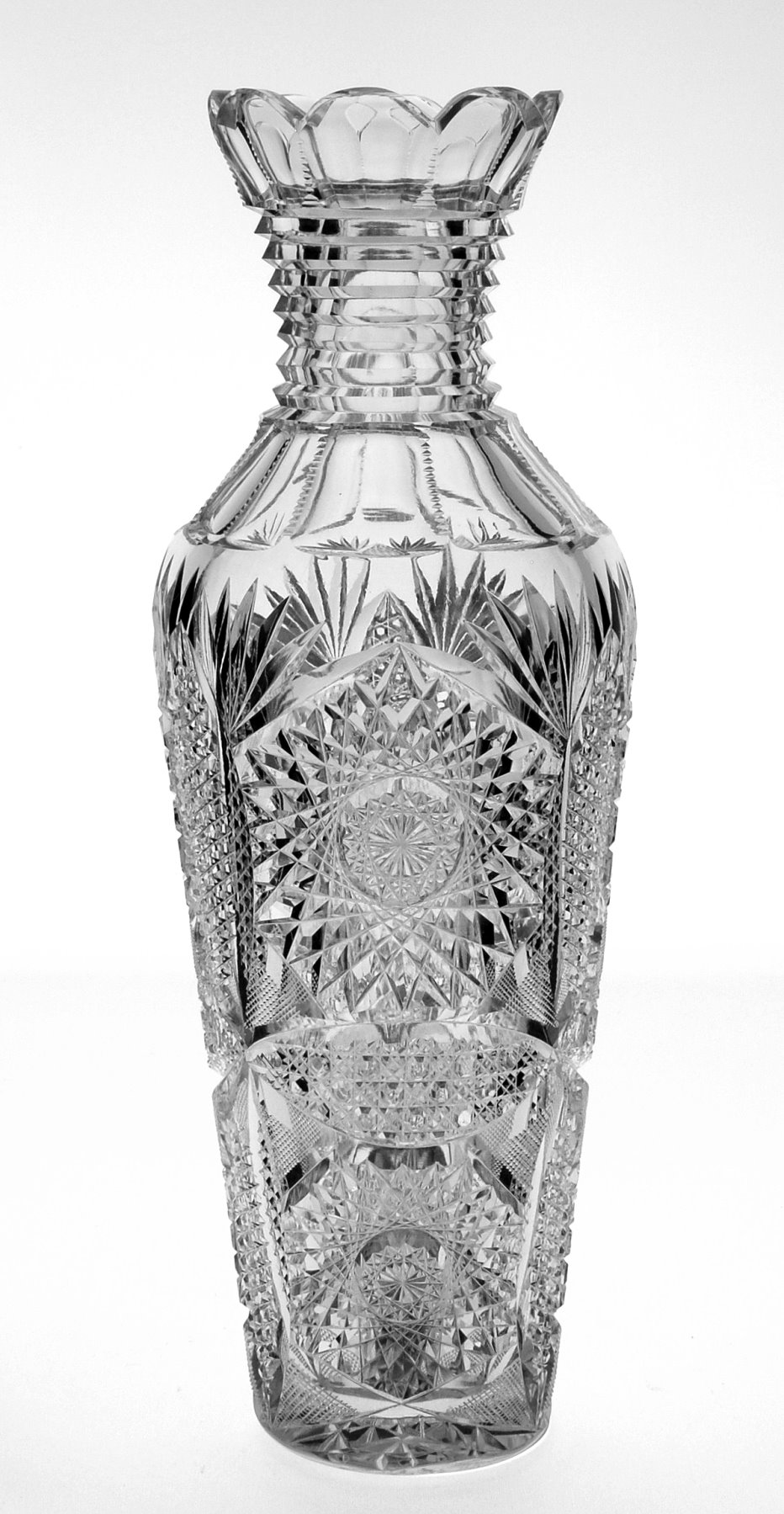 Cut-All-Over 14-Inch Vase - FSG0451 Image