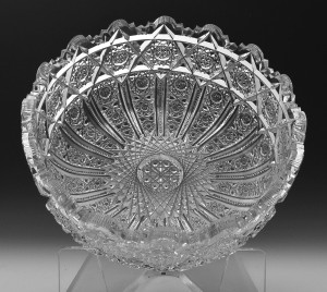 Very Unusual 8-inch Bowl - FSG2276 Image